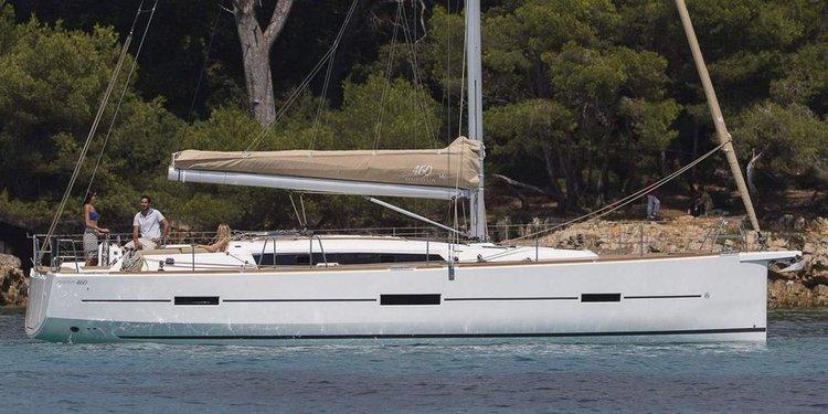 Boat for rent Dufour 46.0 feet in Scrub Island Resort Marina, British Virgin Islands