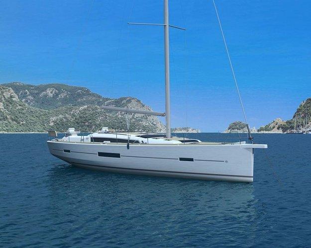 Boat for rent Dufour 52.0 feet in Fajardo, Puerto Rico