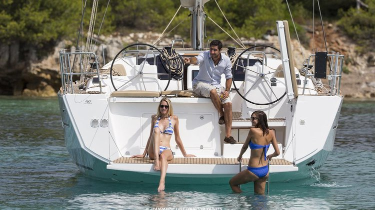 Boat for rent Dufour 460 Adventure 46.0 feet in Scrub Island Resort Marina, British Virgin Islands