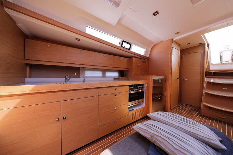 Boat for rent Dufour Yachts 46.0 feet in Marina Sangulin, Biograd, Croatia