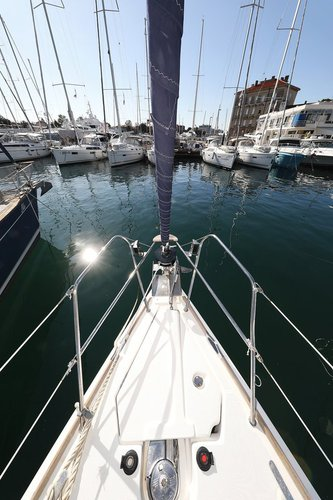 Boat for rent Jeanneau 38.0 feet in Marina Tankerkomerc, Zadar, Croatia