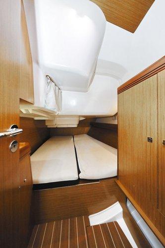 Jeanneau boat for rent in Zadar region