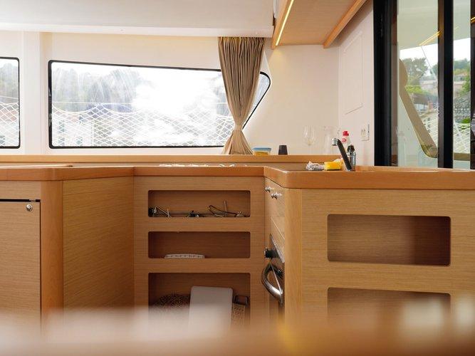 Interior - kitchen (photo taken 2019)