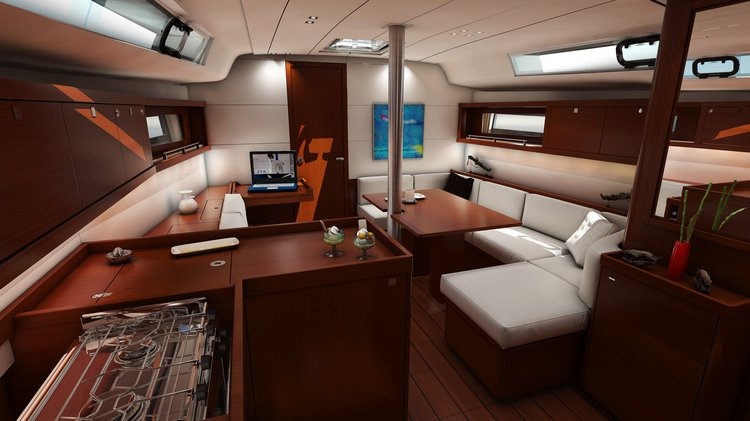 Boat for rent Oceanis 41.0 feet in Scrub Island Resort Marina, British Virgin Islands