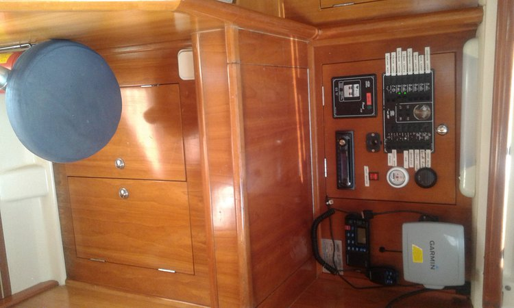Boat for rent SAS - Vektor 36.0 feet in Marina Tankerkomerc, Zadar, Croatia