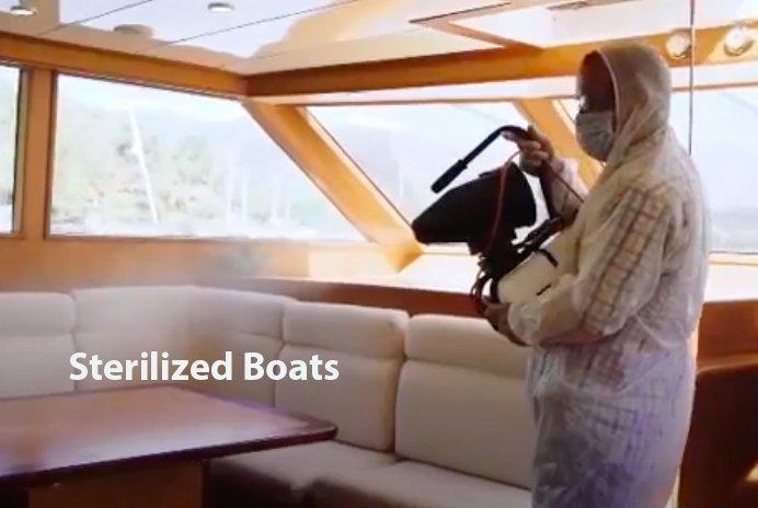 Gulet boat rental in fethiye ece saray marine, Turkey
