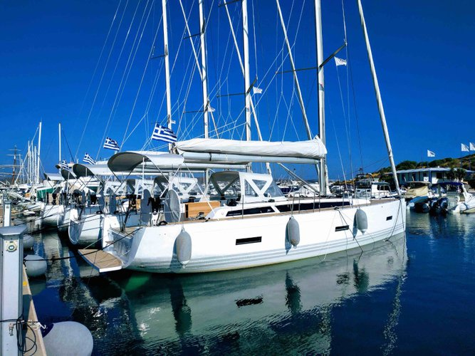 Rent this X-Yachts X4-6 model 2019 for a true nautical adventure