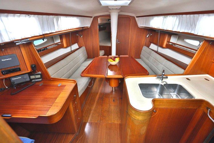 Boat for rent X YACHT 37.0 feet in Rickenbacker Marina, FL
