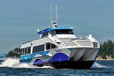Have fun in California on board the newest, largest and most elegant Catamaran