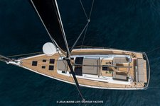 Spend quality time with your loved ones in BVI aboard Dufour 56