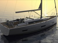 Take this Dufour Yachts Dufour 390 for a spin!