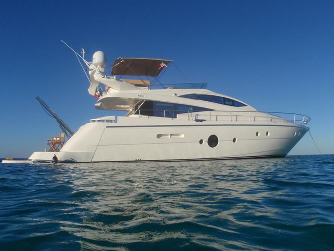 ** Miami Cruise - 60 Ft Italian Luxury Yacht