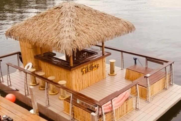 Have fun onboard the Big Kahuna is the FIRST and only 12 passenger boat in the Midwest!