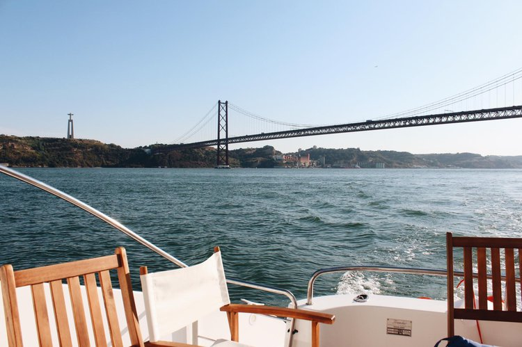 Fountaine Pajot's 35.0 feet in Lisboa