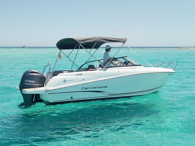 The best way to experience Ibiza - Santa Eulària des Riu, ES is by cruising