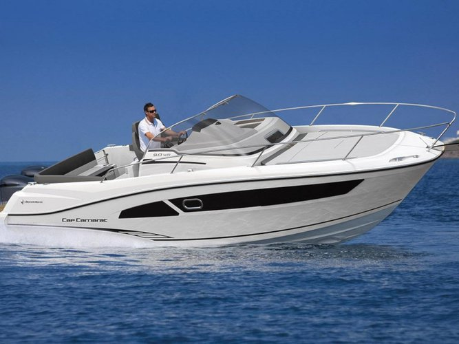 The perfect boat to enjoy everything Naples, IT has to offer