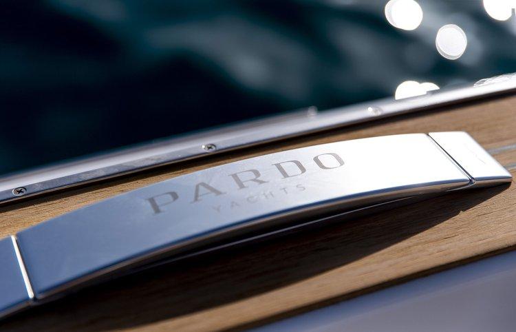Boat for rent Pardo 37.9 feet in Antiparos, Greece