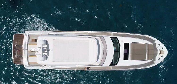 75.0 feet Prestige in great shape
