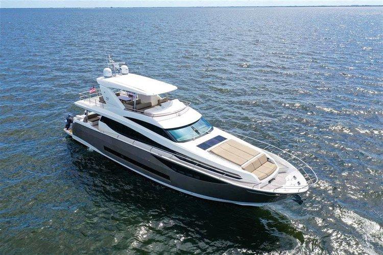 Prestige's 75.0 feet in West Palm Beach
