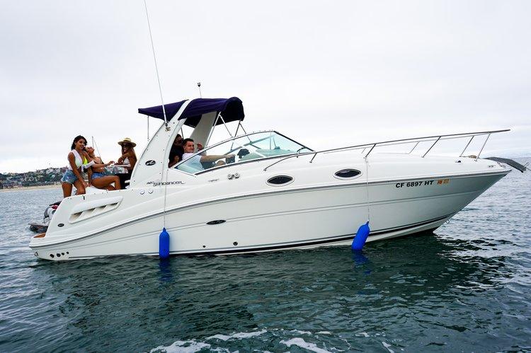 28.0 feet Sea Ray in great shape