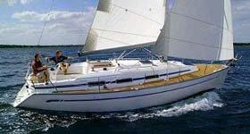 Take this Bavaria Yachtbau Bavaria 32 for a spin!