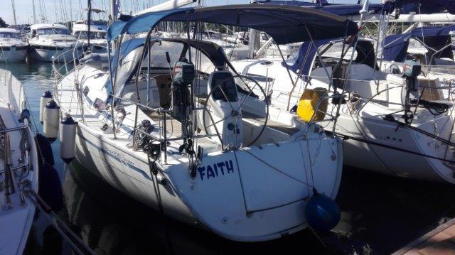 Boat for rent Bavaria Yachtbau 35.0 feet in Marina Tehnomont Veruda, Pula, Croatia