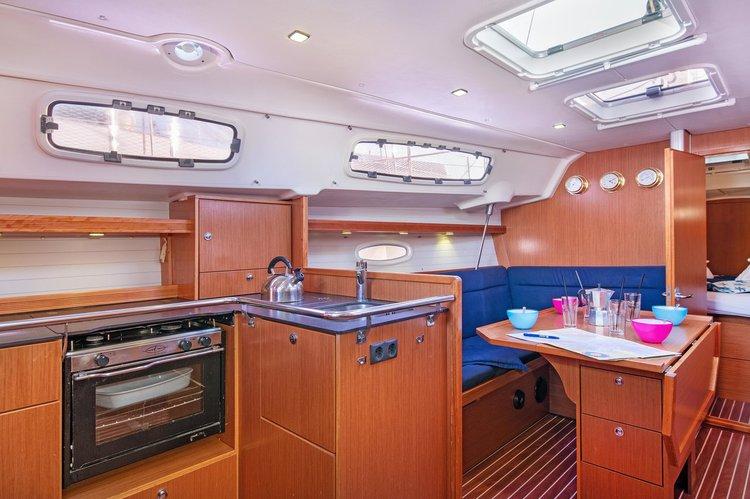 Bavaria Yachtbau's 35.0 feet in Istra