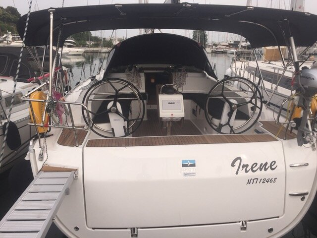 The perfect boat to enjoy everything Skiathos, GR has to offer