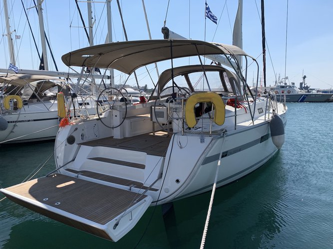 Charter this amazing Bavaria Yachtbau Bavaria Cruiser 45  in Lavrion, GR