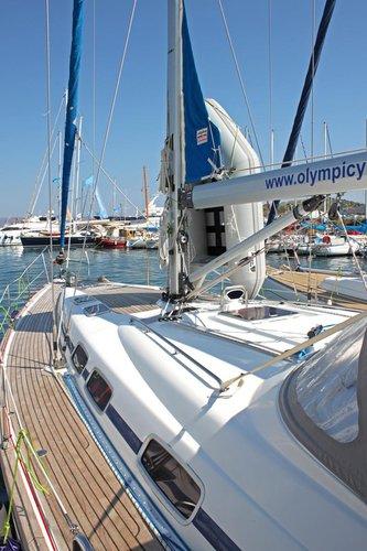 Boating is fun with a Bavaria Yachtbau in Cyclades