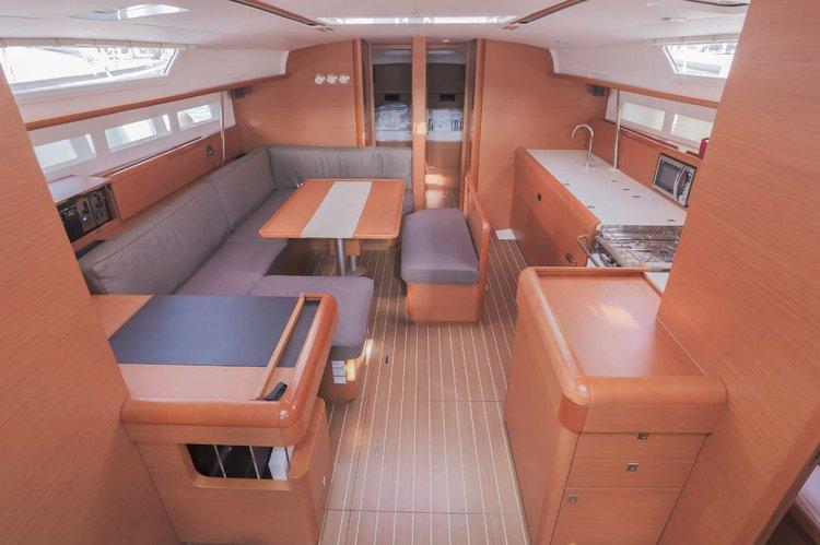 Boat for rent Bavaria Yachtbau 51.0 feet in Yachtclub Seget (Marina Baotić), Seget Donji, Croatia