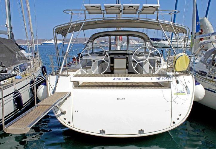 Beautiful Bavaria Yachtbau Bavaria Cruiser 55 ideal for sailing and fun in the sun!