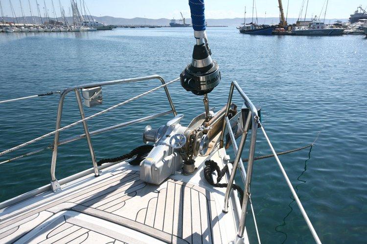 Boat for rent Bavaria Yachtbau 54.0 feet in Cyclades, Greece