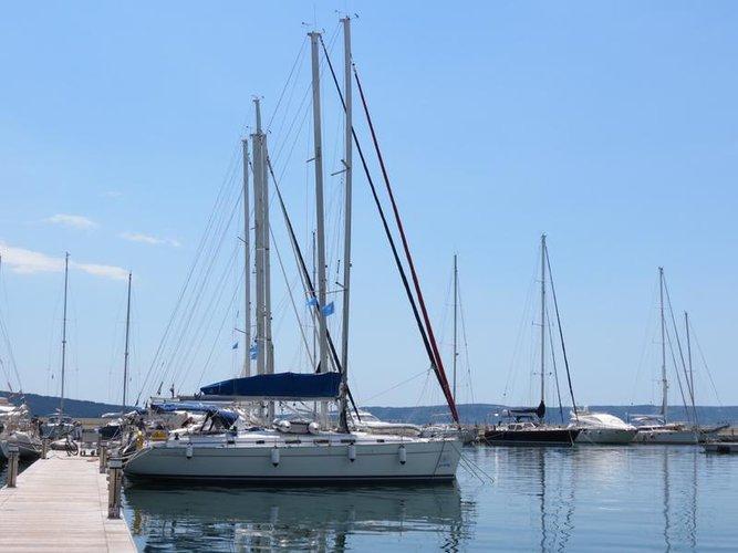 Bénéteau's 43.0 feet in Split region