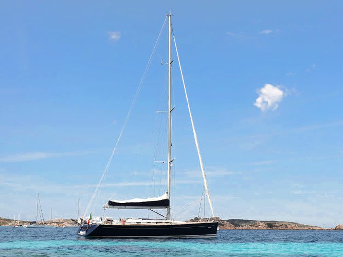 Experience Palau, IT on board this amazing Grand Soleil Grand Soleil 56