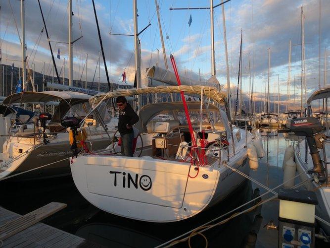 Hanse Yachts's 37.0 feet in Split region