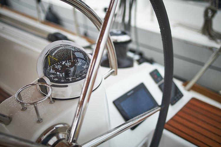 Discover Zadar region surroundings on this Sun Odyssey 519 Jeanneau boat