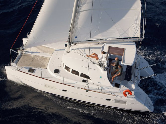 The perfect boat to enjoy everything Martinique, MQ has to offer