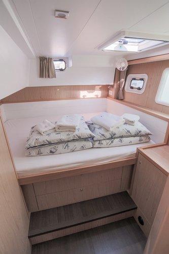Boat for rent Lagoon-Bénéteau 38.0 feet in Yachtclub Seget (Marina Baotić), Seget Donji, Croatia