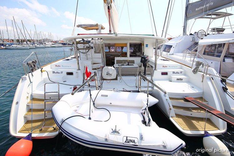 Rent this Lagoon-Bénéteau Lagoon 400 for a true nautical adventure