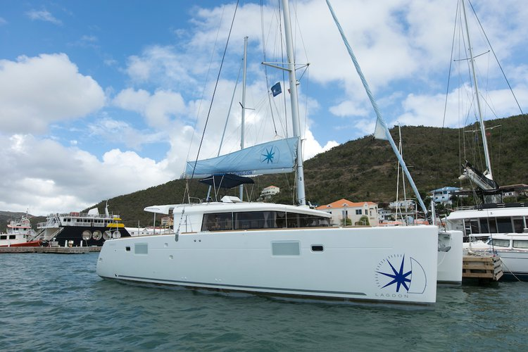 Lagoon-Bénéteau's 45.0 feet in British Virgin Islands