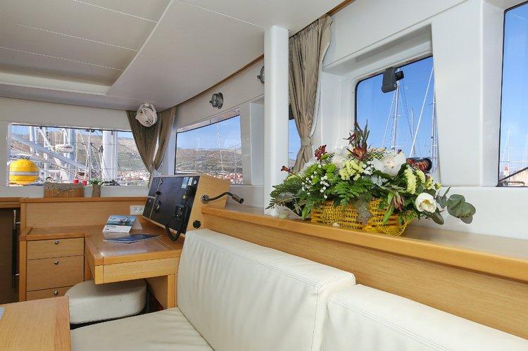 Boating is fun with a Lagoon-Beneteau in Zadar region