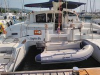 Relax on board our sailboat charter in Punat, Krk