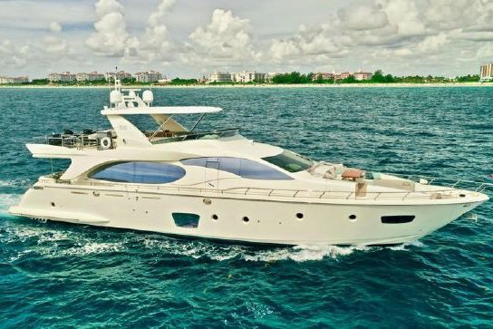 Azimut 85 - Luxury Motor Yacht Charter in South Florida