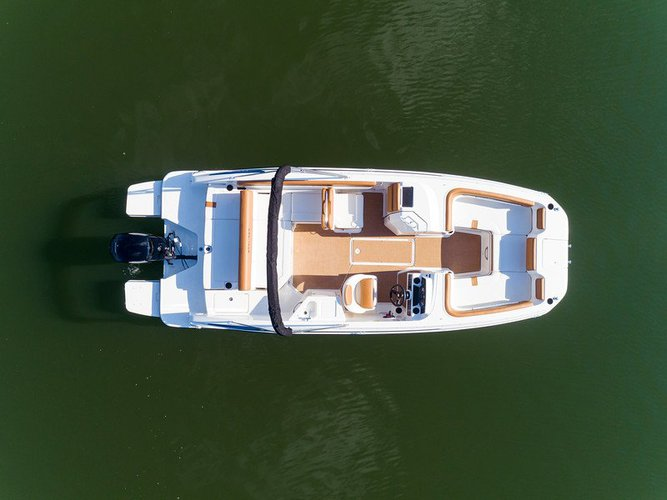 Motor boat boat rental in Sag Harbor  (Marina across from Baron's Cove Motel), NY