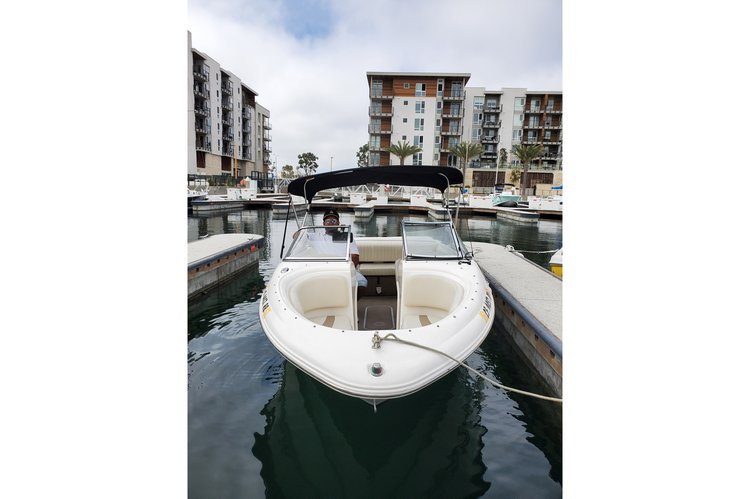 Boat for rent Chaparral 18.0 feet in Panay Way, CA