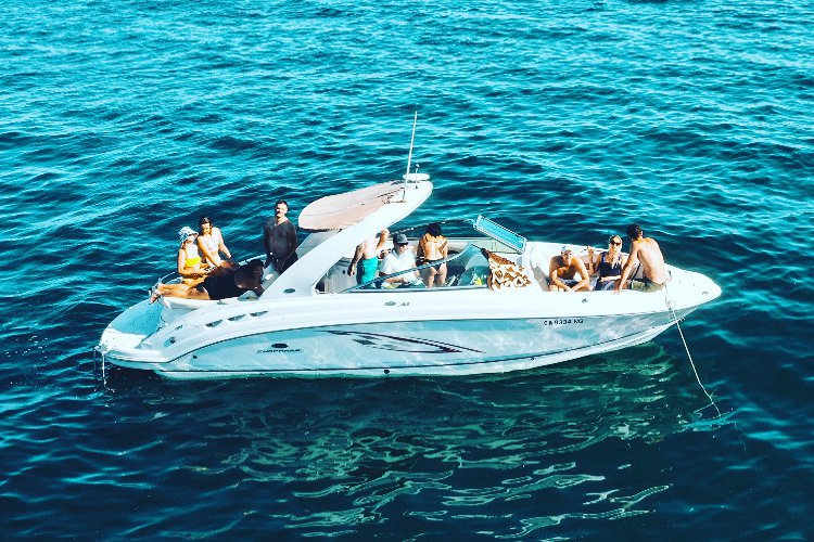 Cruise in Style, Emerald Bay Adventures, Cruise in Style. Licensed Captain Included.