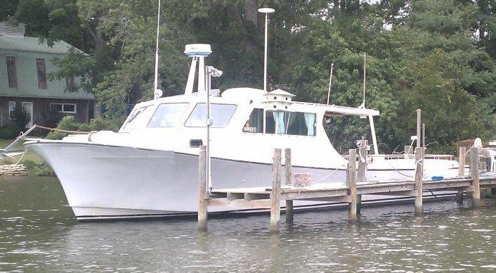 Boat for rent Harrison 46.0 feet in World's Fair Marina, NY
