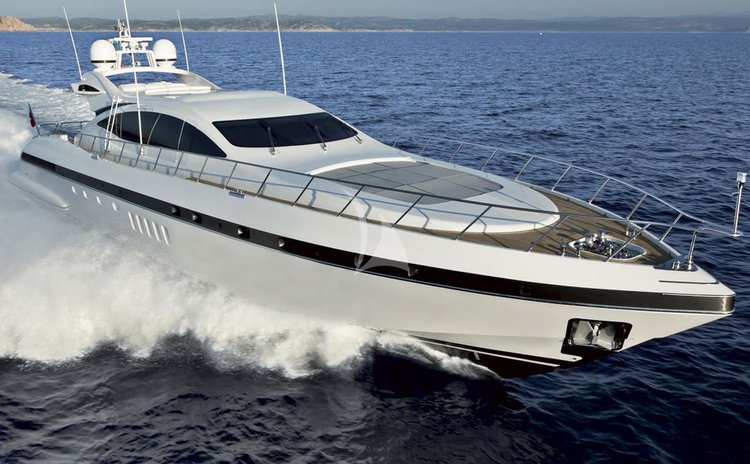Relax and have fun on this gorgeous mega yacht charter