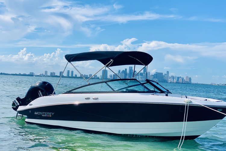 ••• Brand-new boat••• 2020 Monterey - Ultra Luxury - Captain paid separately